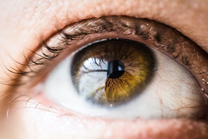 Picture: human eye photo by Vanessa Bumbeers, license Unsplash