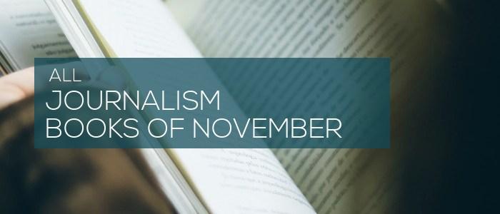 Books of November 2020