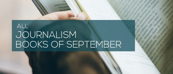 Journalism books of september 2020